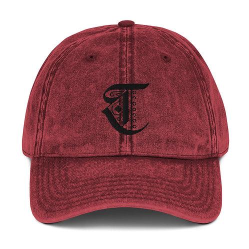 3D Vintage T (Talissa) Cap