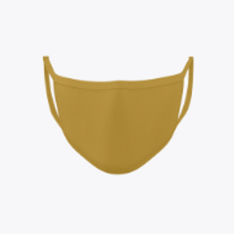 Face Mask from SKETCH Colour - Mustard Yellow