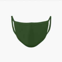 Face Mask from SKETCH Colour - Olive Green