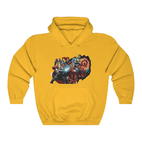 Designer Unisex Heavy Blend™ Hooded Sweatshirt
