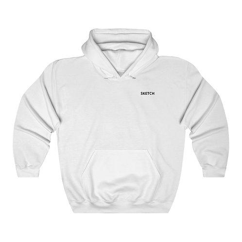 Designer Unisex Heavy Blend™ Hooded Sweatshirt by SKETCH