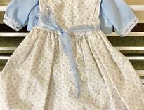 Periwinkle Doll Dress & Jacket