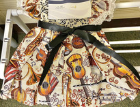 Music Doll Dress