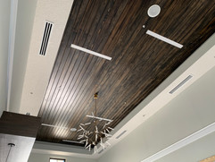 Cypress T&G Ceiling