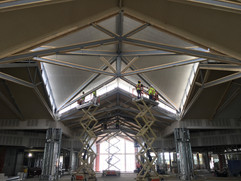 Truss Cladding - Blocking