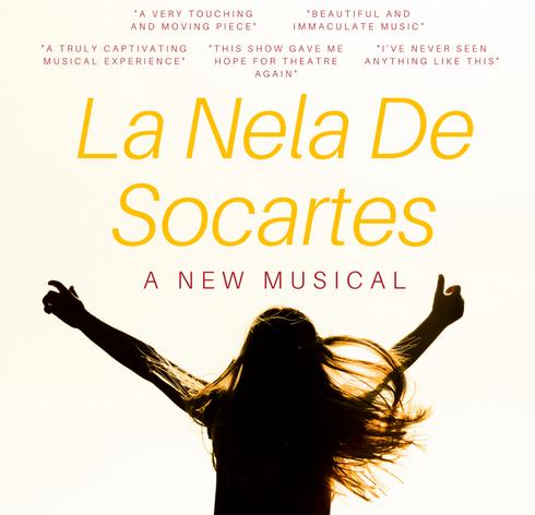 La Nela De Socartes 2020 Virtual Production Artwork