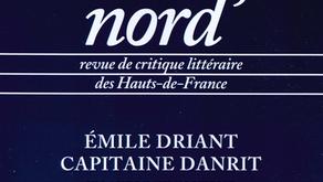 Revue Nord' : un numéro spécial consacré au Capitaine Danrit