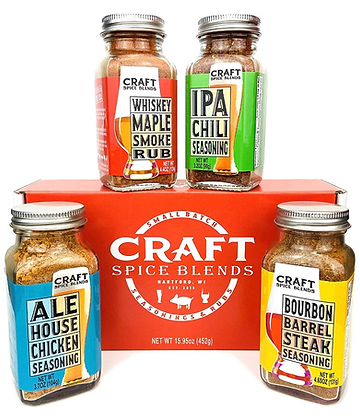 Craft Spice Blends Gift Set