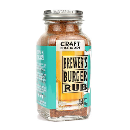 Brewer's Burger Rub