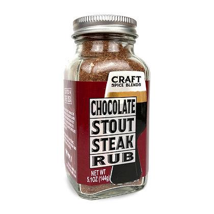 Chocolate Stout Steak Rub