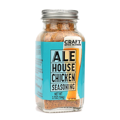 Ale House Chicken Seasoning