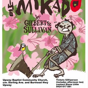 "Singularity's ""The Mikado"" Fundraiser - 19th June 2021"