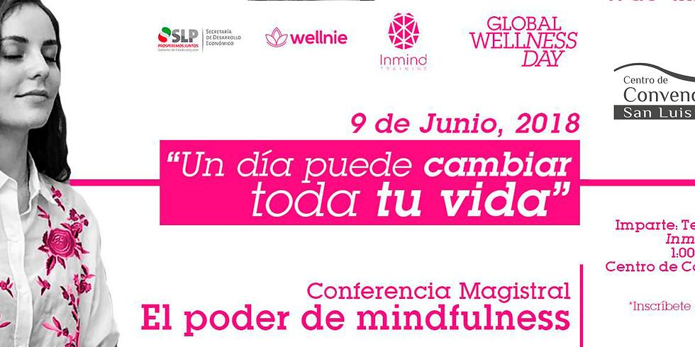 Conferencia: El Poder del mindfulness