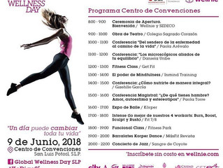 GLOBAL WELLNESS DAY EN CCLP
