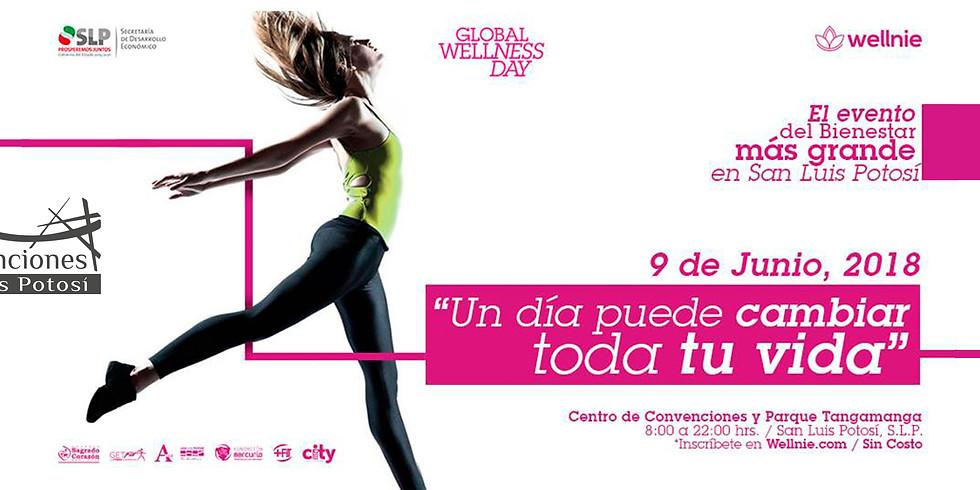 Global Wellness Day en SLP