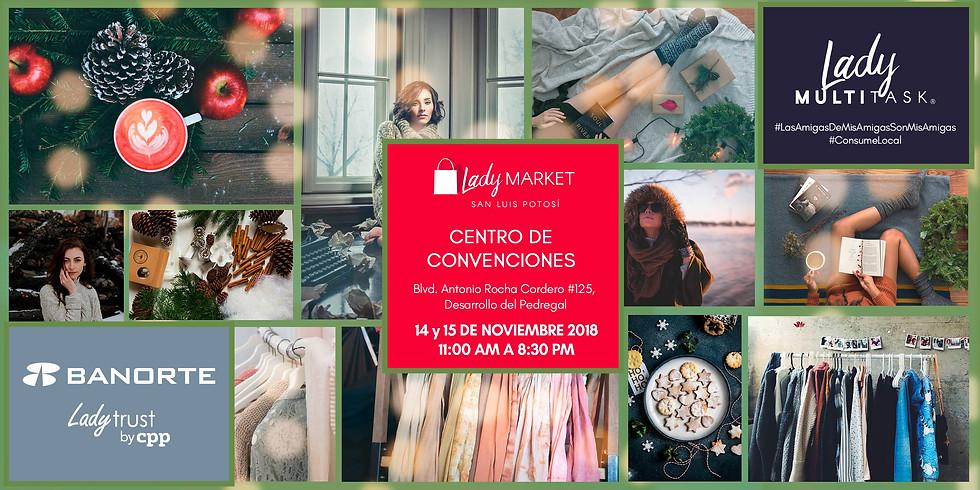 Lady Market San Luis Potosí