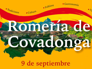 El festejo del año: Romería de Covadonga 2018