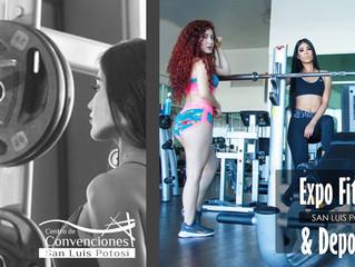 Expo Fitness & Deportes SLP