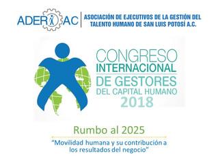 Congreso Internacional de Gestores del Capital Humano 2018