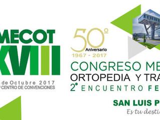FEMECOT XXVIII Congreso Mexicano de Ortopedia y Traumatología