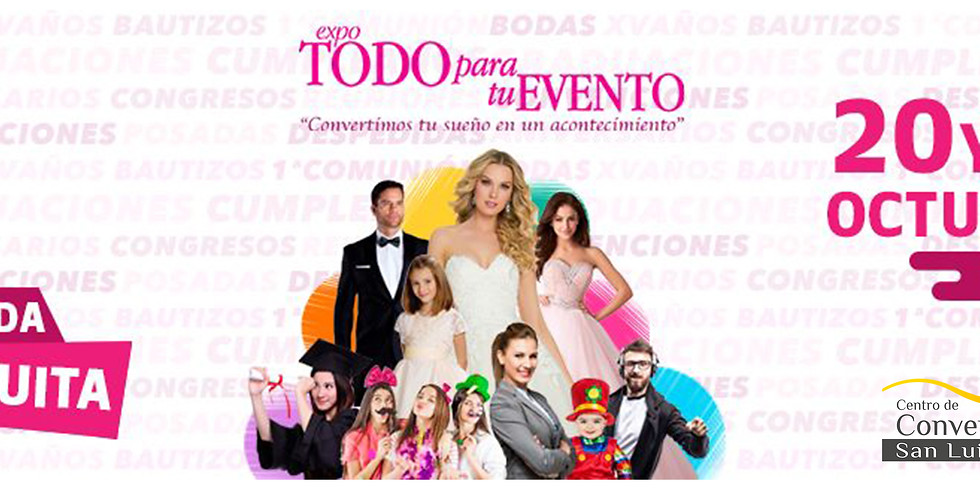 EXPO todo para tu evento 2018