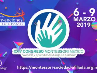 CONGRESO MONTESSORI EN MÉXICO