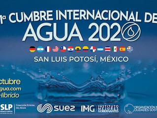1a Cumbre Internacional del Agua 2020 SLP
