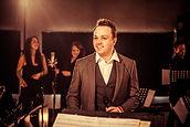 Ratpack singer Shane Hampshire swing big band jazz
