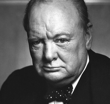 """It is a Riddle, Wrapped in a Mystery, Inside an Enigma..."" (Sir Winston Churchill)"
