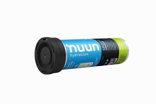 Nuun Sport Fresh Lime + Caffeine