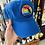 Thumbnail: Unstructured hat - Florida sunset - Royal