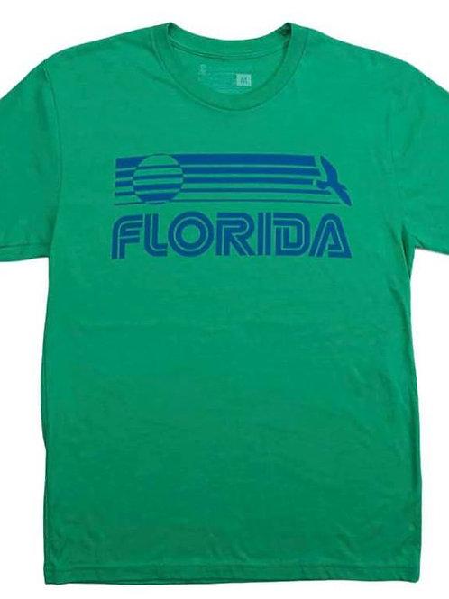 Florida Tee - Green