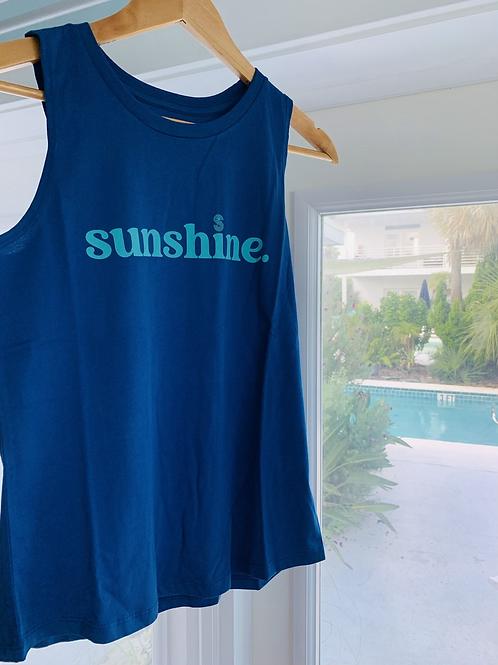 Sunshine Updated Muscle Tank