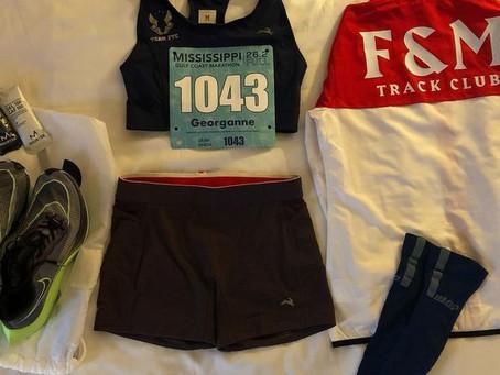 Marathons and Pandemics