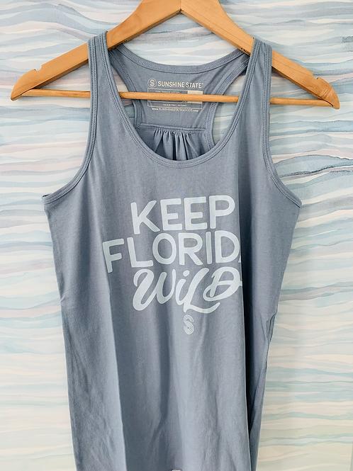 Keep FL Wild Updated Flowy Tank