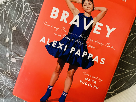 Run Like a Bravey: Book Review