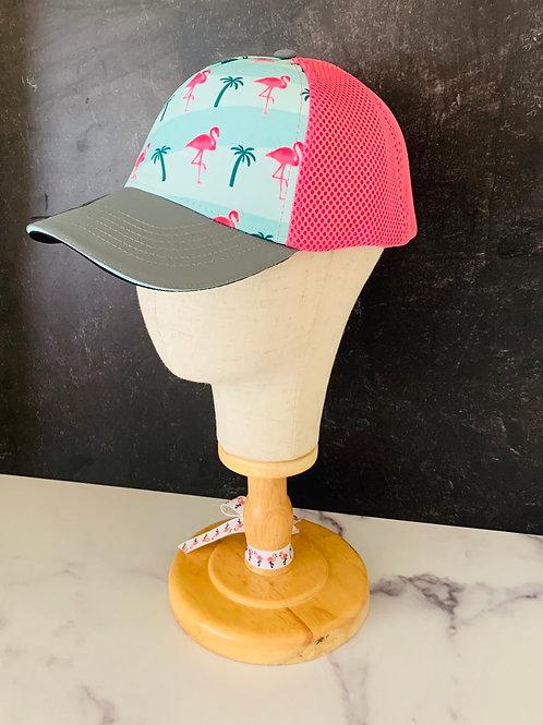 Headsweats Performance Trucker Hat Flamingo