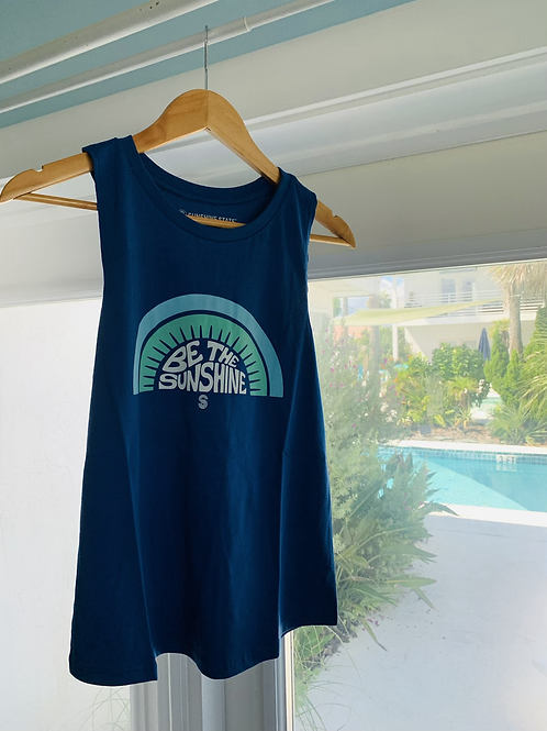 Be the Sunshine Muscle Tank
