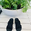 Thumbnail: Fusion Women's Slides - Black