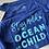 Thumbnail: Ocean Child unisex V-neck Tee