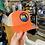 Thumbnail: Florida Sunset Yupoong Trucker Hat - Orange
