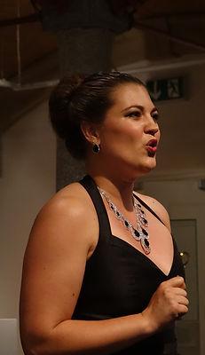 Brennan Blankenship Mezzo-soprano opera singer