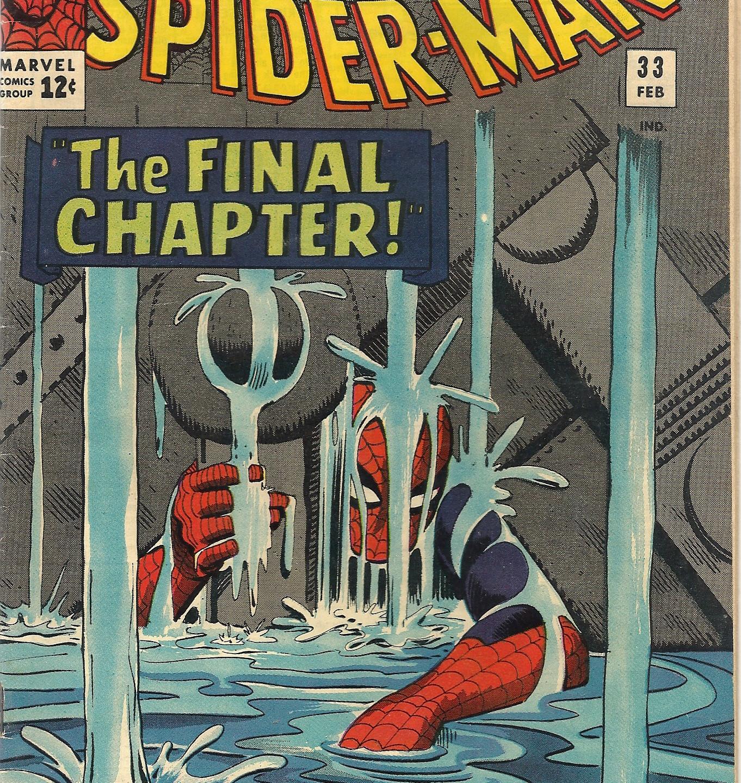 Spider-Man #33