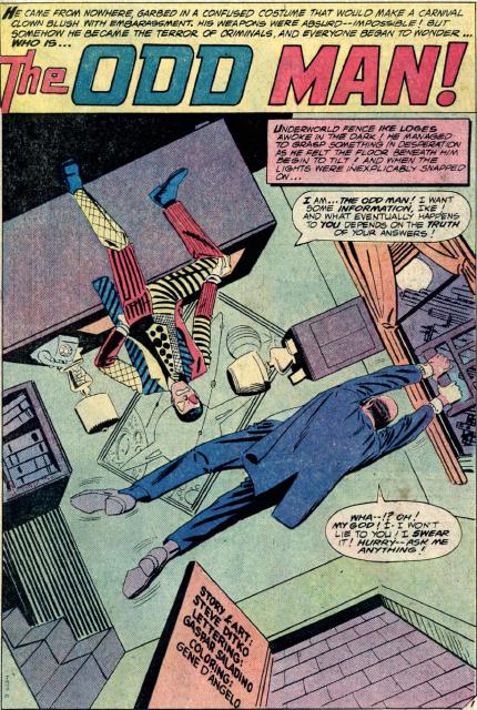Another unique DC hero