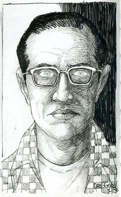 Ditko by GreGGory