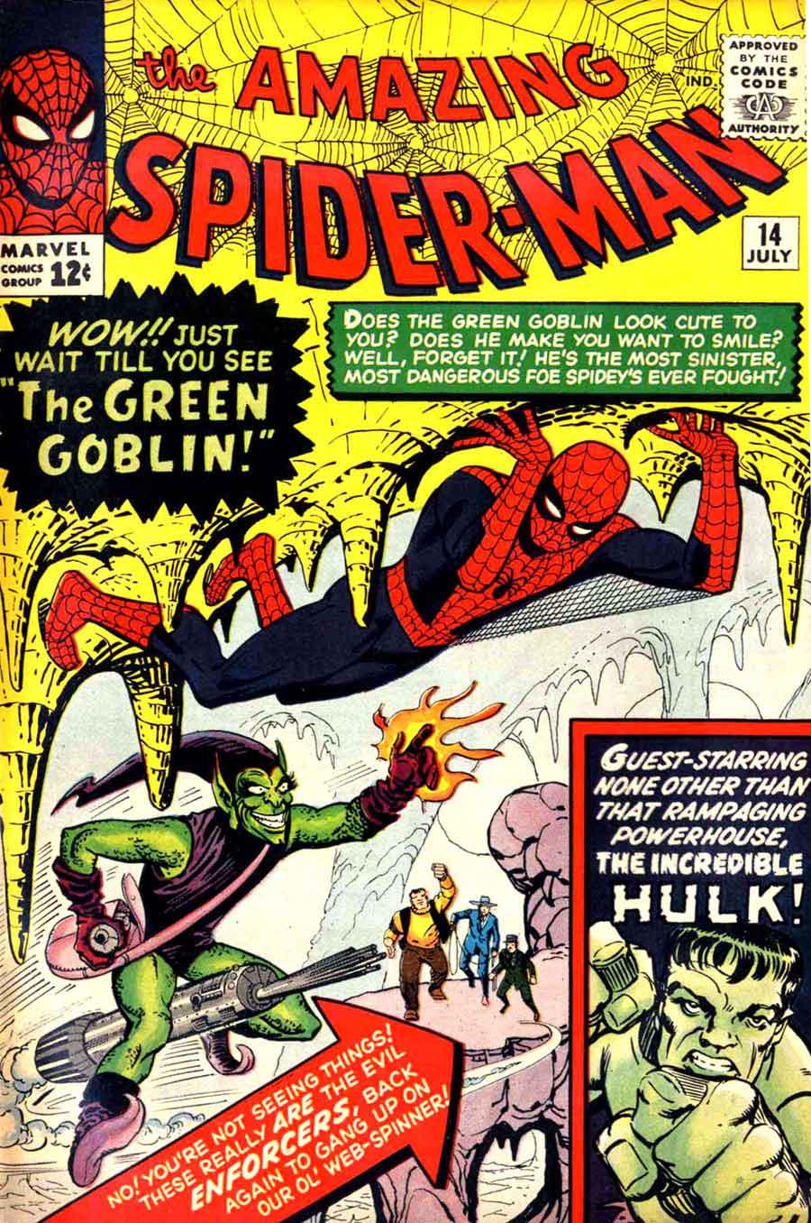 Spider-Man #14