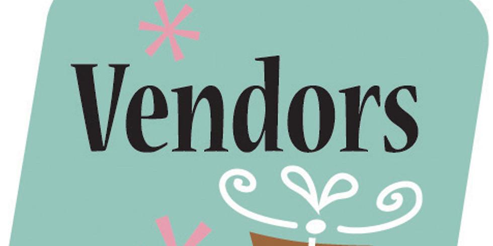 2019 Vendor Registration