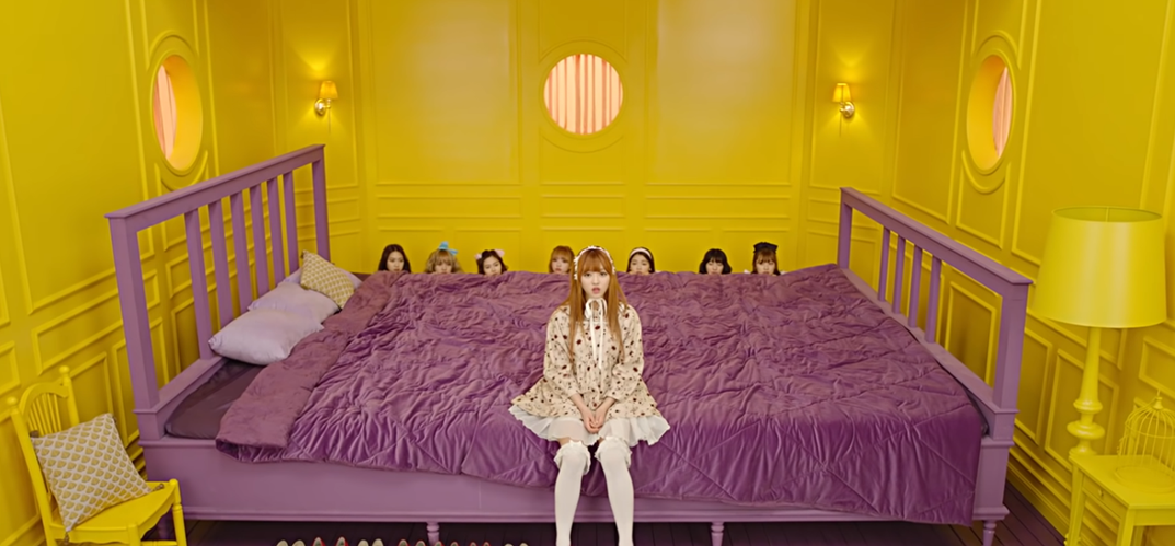 "오마이걸(OH MY GIRL) ""LIAR LIAR"" MV"