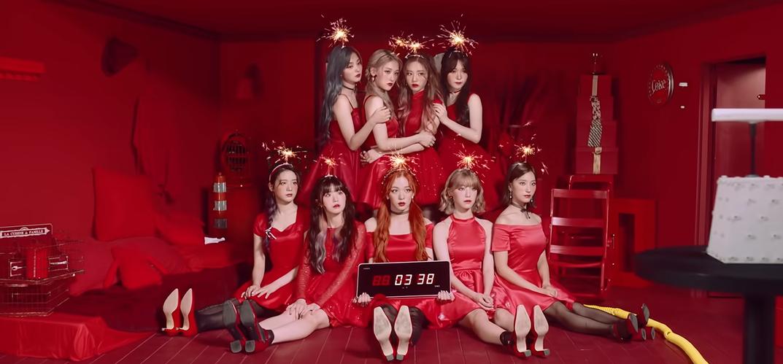 """프로미스나인 (fromis_9) """"LOVE BOMB"""" MV"""