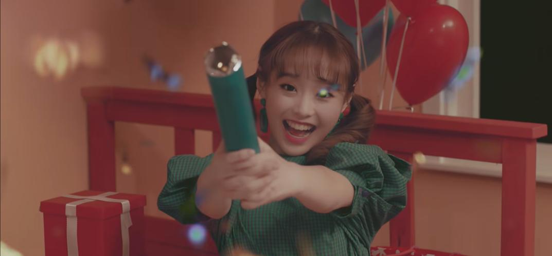 """이달의 소녀/츄 """"Heart Attack"""" MV"""